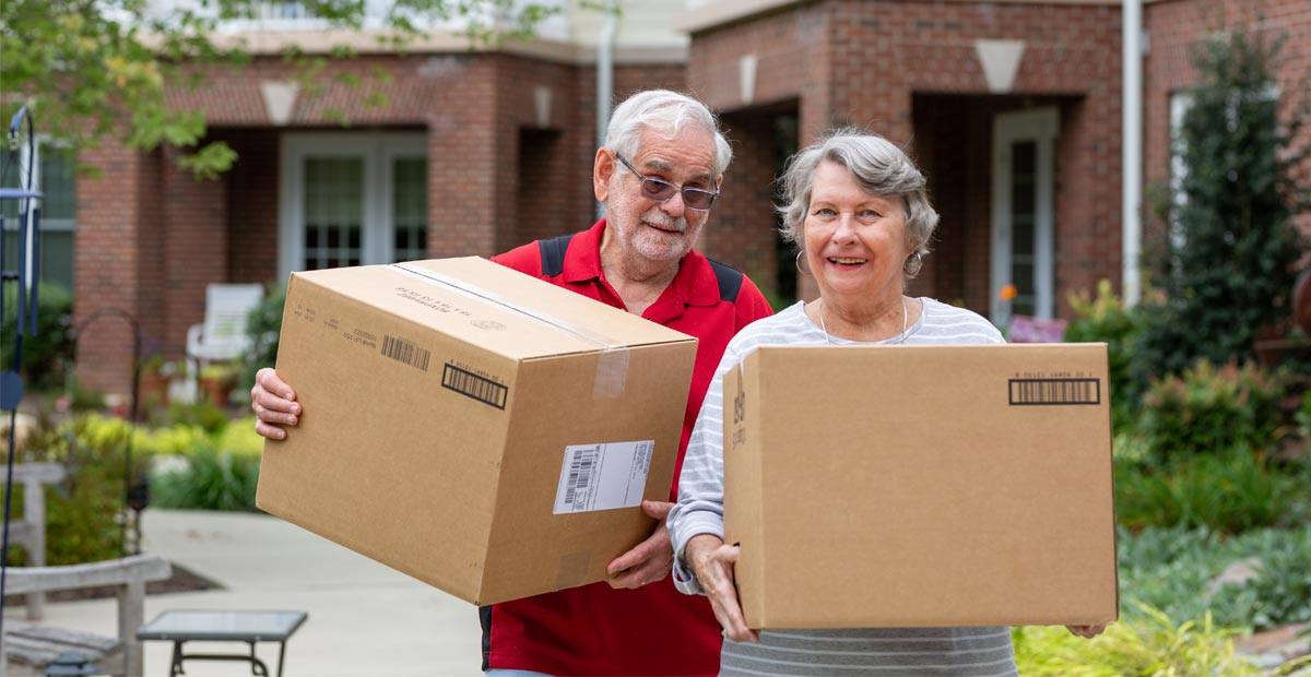 5 tips to downsizing