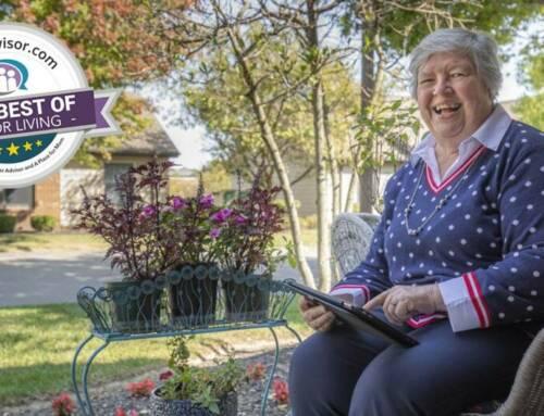 """Masonic Village Named """"Best of"""" in Senior Living"""